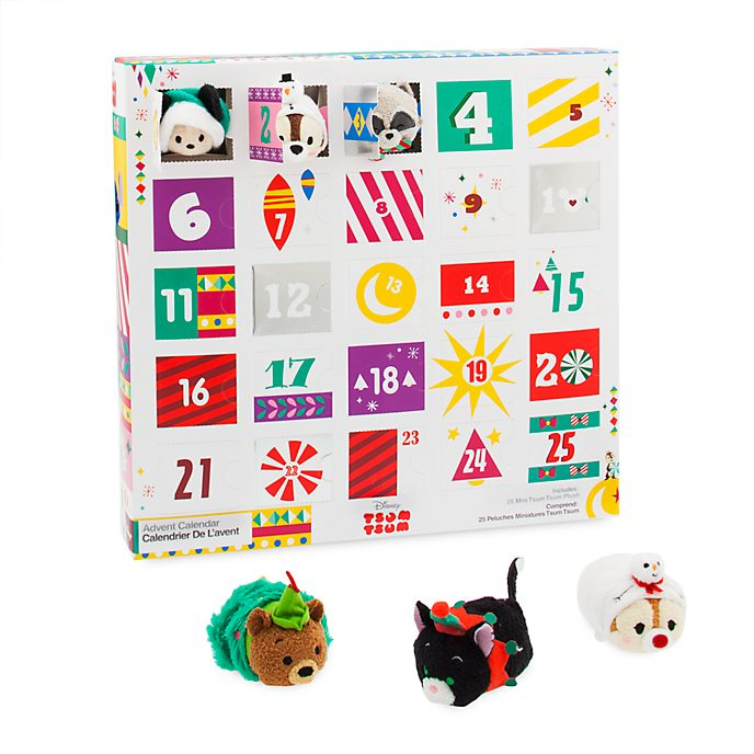 Disney Store Tsum Tsum Advent Calendar