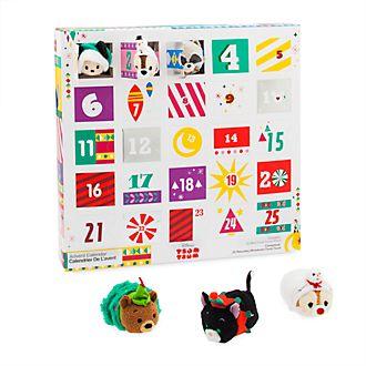 Calendario Adviento Tsum Tsum, Disney Store