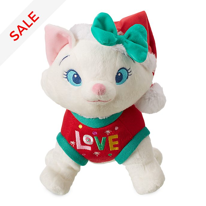 Disney Store Marie Share the Magic Small Soft Toy
