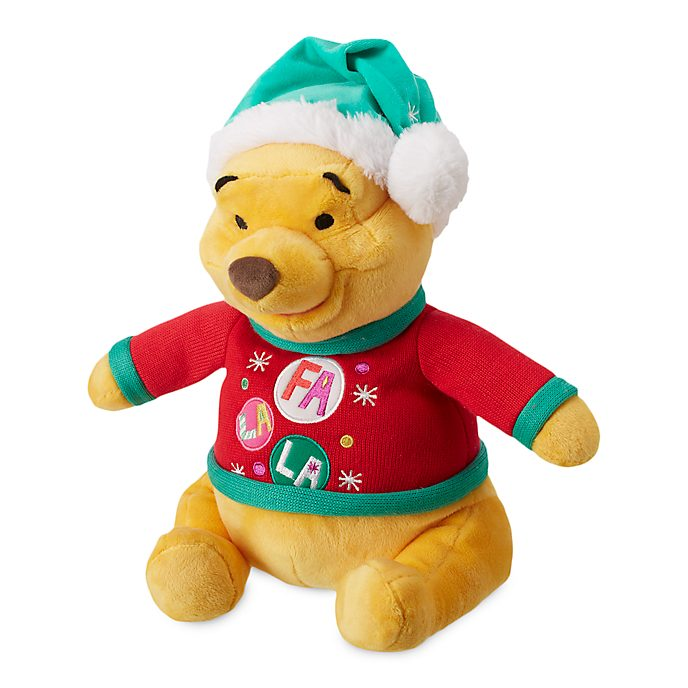 Disney Store Winnie the Pooh Share the Magic Medium Soft Toy