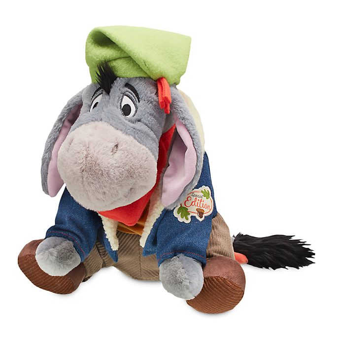 Disney Store Eeyore Special Edition Medium Soft Toy