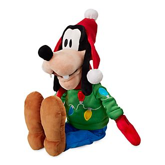 Disney Store Goofy Share the Magic Light-Up Small Soft Toy