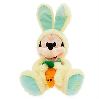Peluche mediano Mickey Mouse Pascua, Disney Store