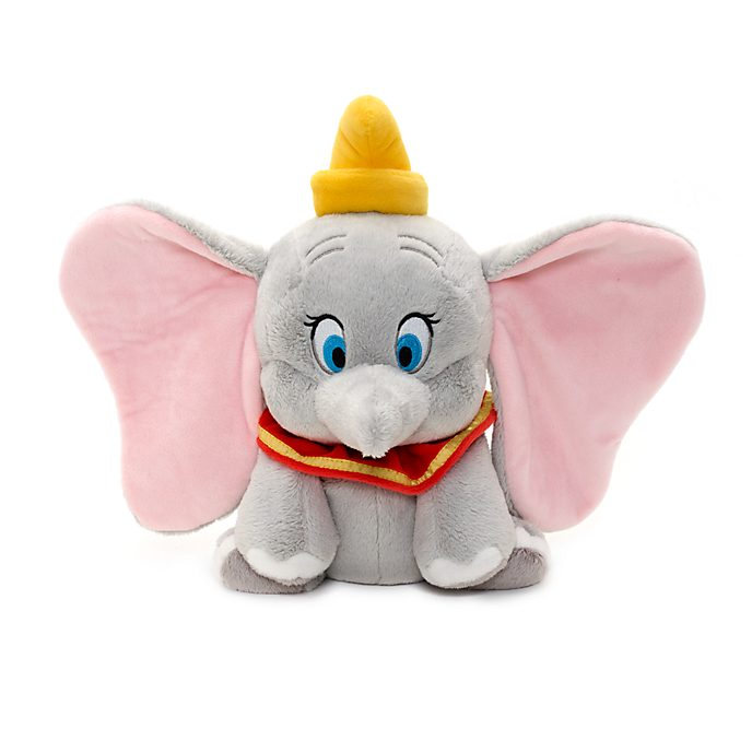 Disney Store - Dumbo - kleines Kuscheltier, mikrowellengeeignet