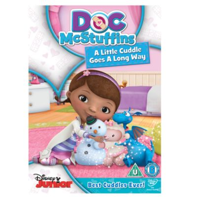 Doc McStuffins Vol 3 DVD (A little cuddle goes a long way)