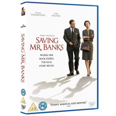 Saving Mr Banks DVD