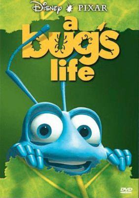 A Bug's Life DVD