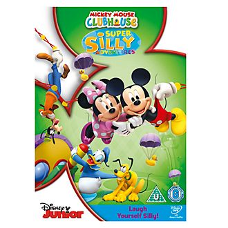Mickey Mouse Clubhouse - Super Silly Adventure DVD