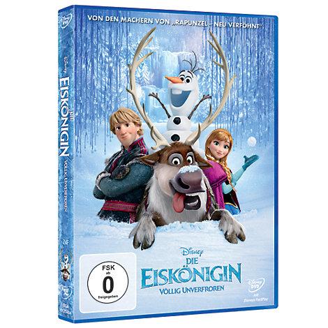 Die Eiskönigin - völlig unverfroren (DVD)