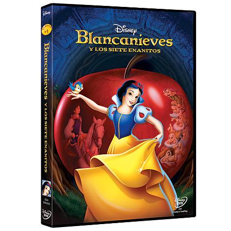 Blancanieves Dvd