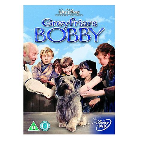 Greyfriars Bobby DVD