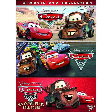 Disney Pixar Cars Box Set