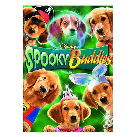 Spooky Buddies DVD