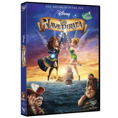 Trilli e la Nave Pirata - DVD