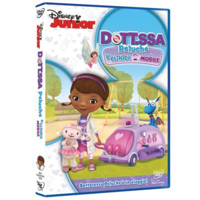 Dott.Ssa Peluche - La Clinica Mobile - DVD