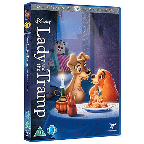 Lady  The Tramp DVD