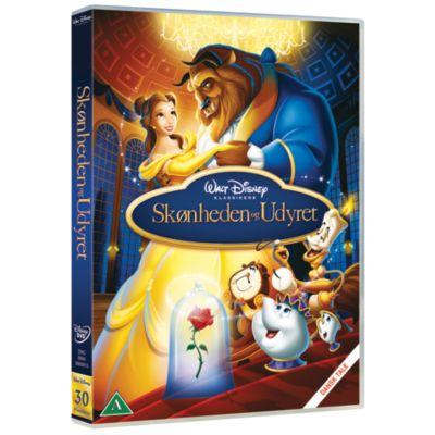Skønheden og Udyret DVD