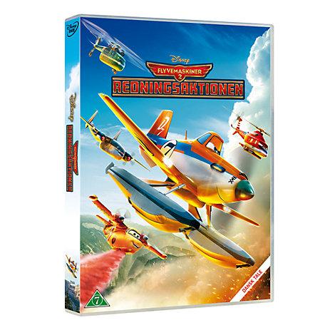 Flyvemaskiner 2 - Redningsaktionen - DVD