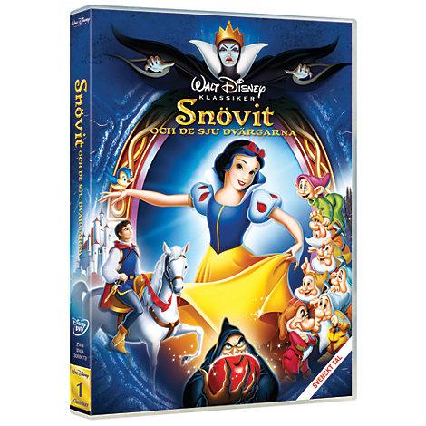 Snövit och de sju dvärgarna DVD
