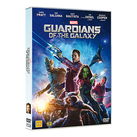 MARVEL - GUARDIANS OF THE GALAXY - DVD