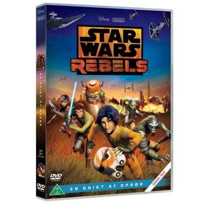 Star Wars Rebels - DVD