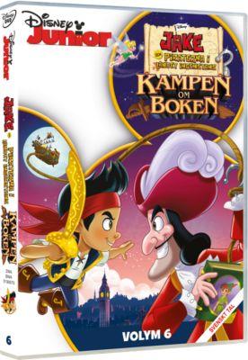 Jake och piraterna i Landet Ingenstans- Kampen om boken