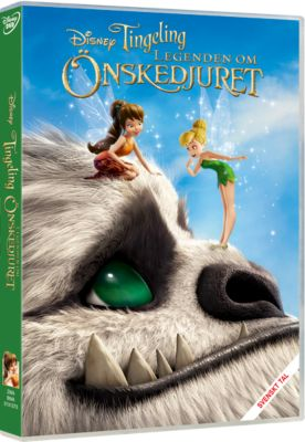TINK NEVERBEAST DVD SE