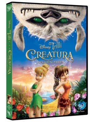 TRILLI E LA CREATURA LEGGENDARIA DVD
