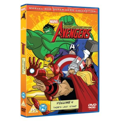 Avengers:  Earth's Mightiest Heros! Volume 4
