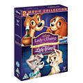 Lady & The Tramp / Lady & The Tramp 2 DVD