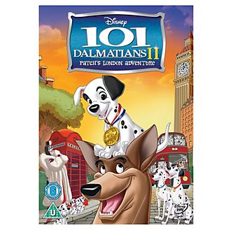101 Dalmatians II : Patch's Twilight Adventure DVD