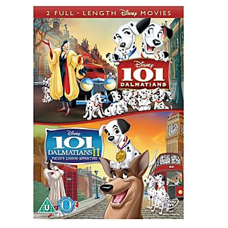 101 Dalmatians I and II DVD Boxset