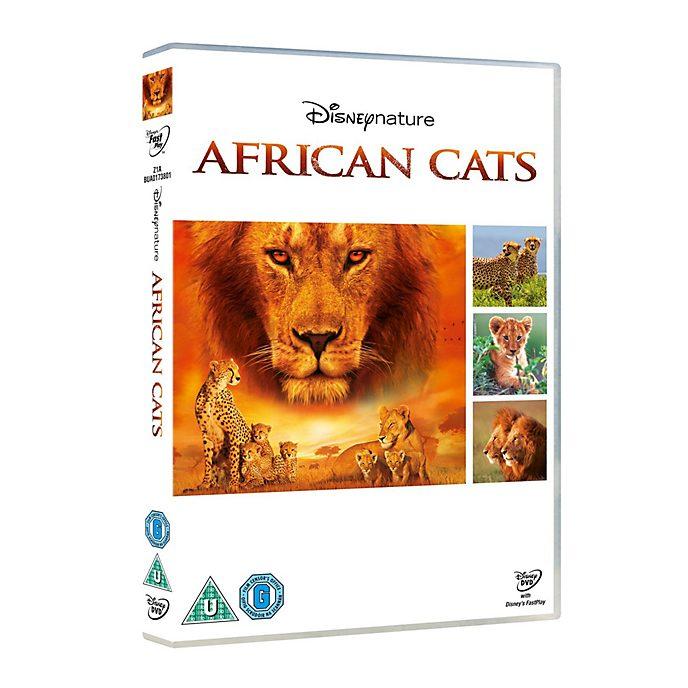 African Cats DVD