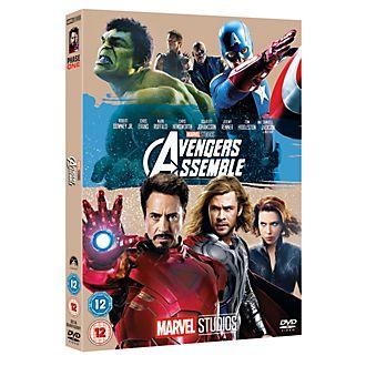 Marvel Avengers Assemble DVD