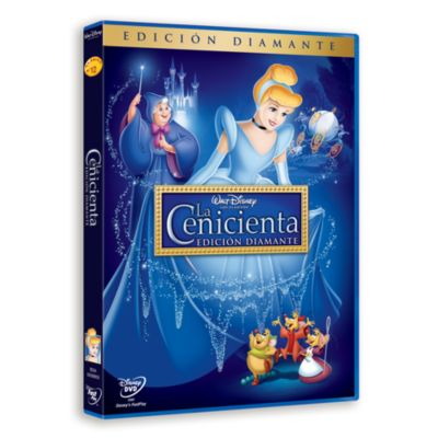 La Cenicienta DVD
