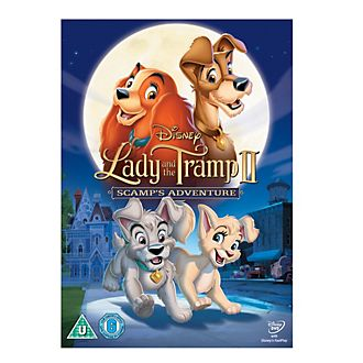 Lady And The Tramp 2: Scamp's Adventure DVD
