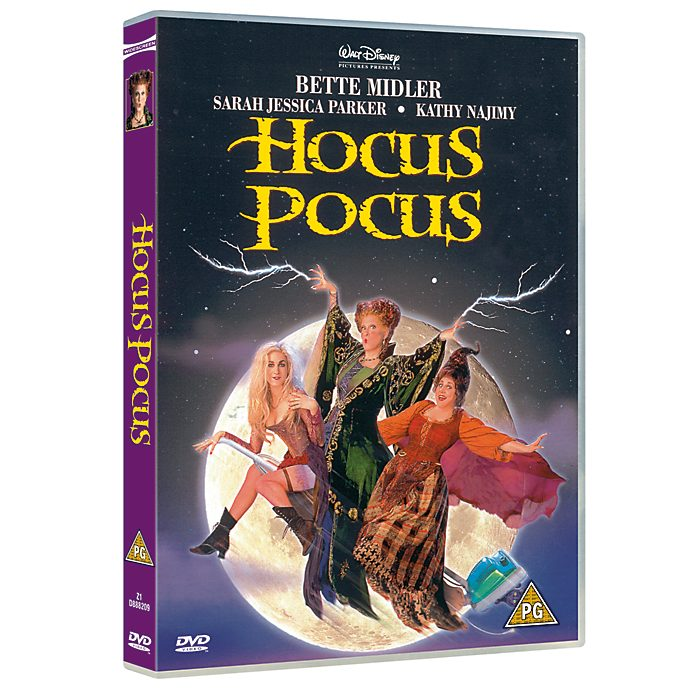 Hocus Pocus DVD