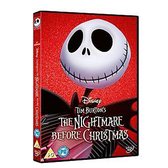 Nightmare Before Christmas DVD