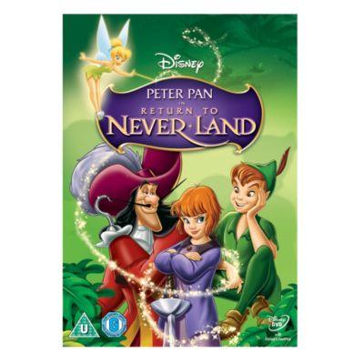 Peter Pan 2: Return To Neverland DVD