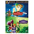 Peter Pan 1 & 2 Double Pack DVD