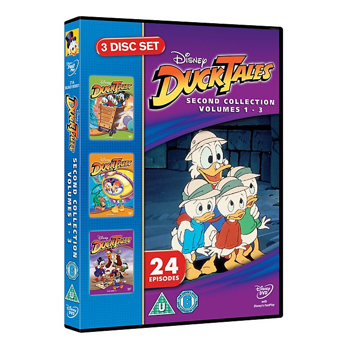 Ducktales 2nd Collection DVD