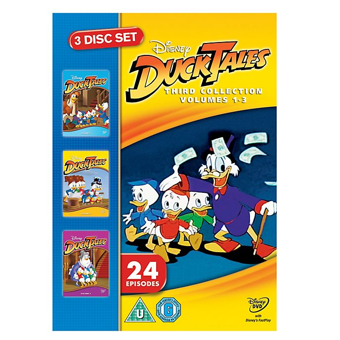 Ducktales 3rd Collection DVD