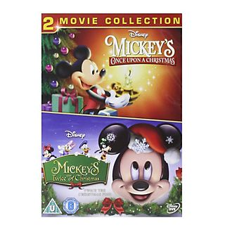 Mickey's Once Upon a Christmas / Mickey's Twice Upon a Christmas DVD