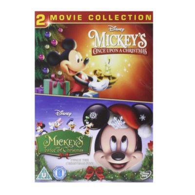Twice Upon A Christmas.Mickey S Once Upon A Christmas Mickey S Twice Upon A Christmas Dvd