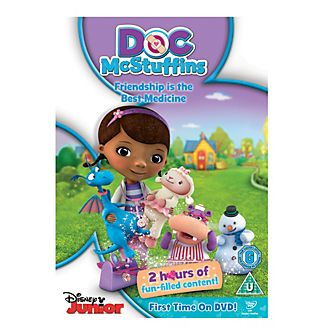 Doc McStuffins: Friendship Is The Best Medicine DVD