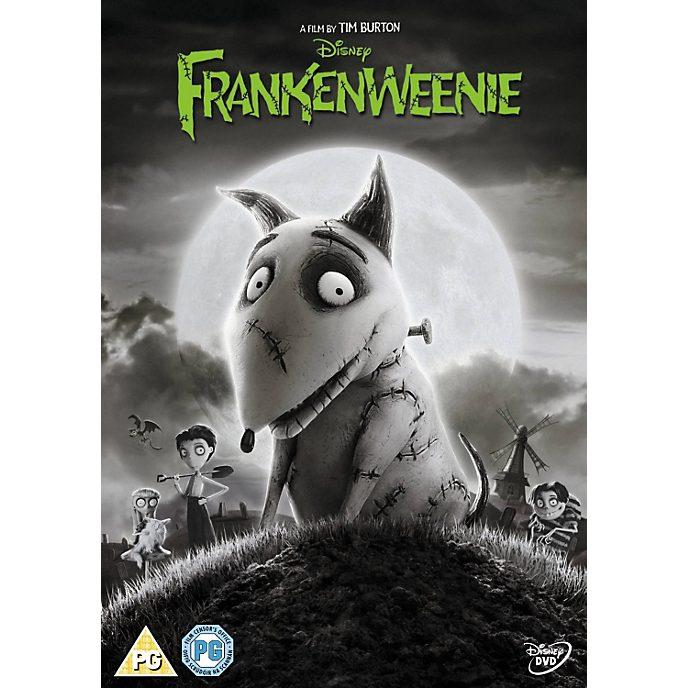 Frankenweenie DVD