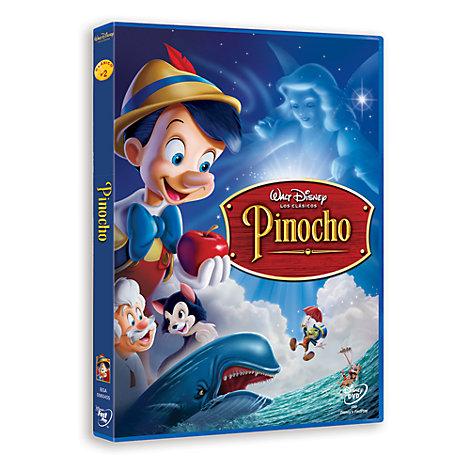 Pinocho DVD