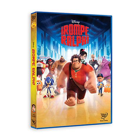¡Rompe Ralph! en DVD