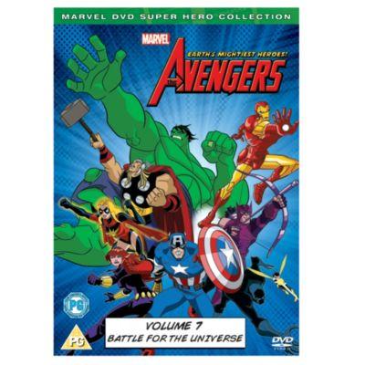 Avengers - Earth's Mightiest Heroes Volume 7