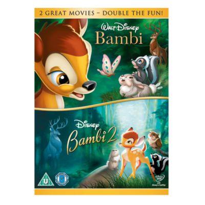 Bambi / Bambi 2 DVD